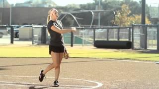 Softball Pitching Drills: Arm circle - Amanda Scarborough