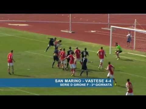 San Marino - Vastese 4-4