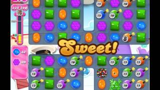 Candy Crush Level 615 (no boosters)