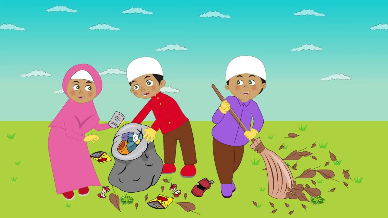 Ajmal Belajar Agama Islam - Judul Perilaku Hidup Bersih ...