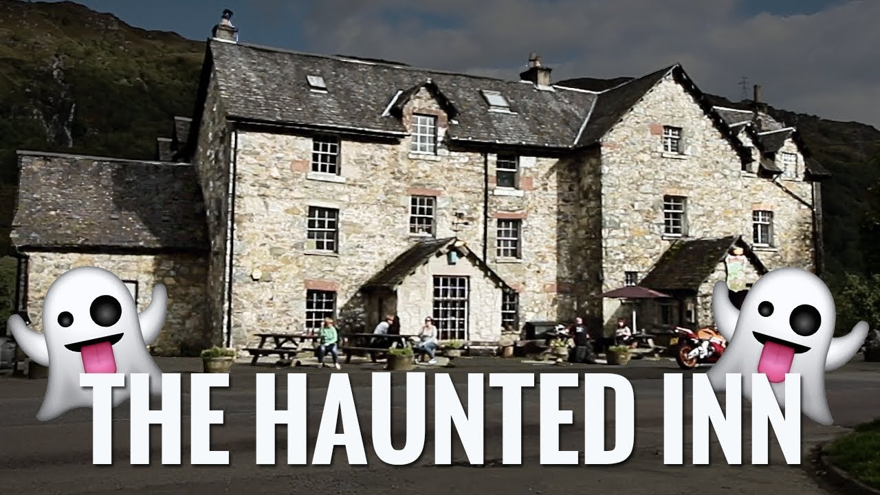 The Drovers Inn >> Most Haunted Pub In Scotland Youtube