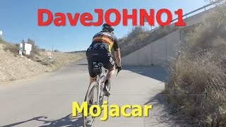 Mojacar/Garrucha, Almeria, Spain road bike ride