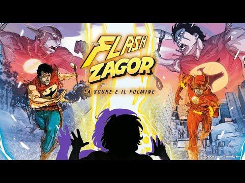 Flash/Zagor   Intervistiamo Giovanni Masi e Mauro Uzzeo