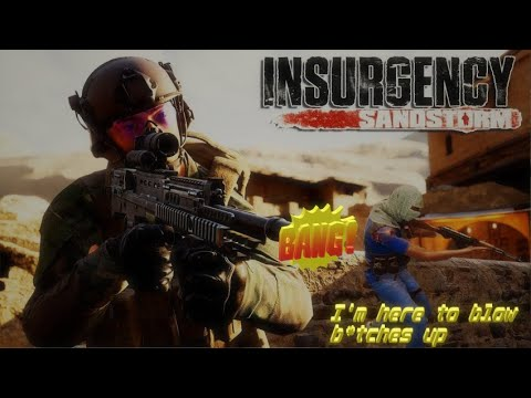 What a game.. Insurgency Sandstorm |