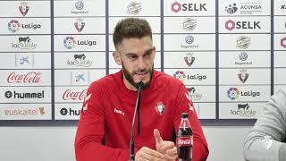 """Roberto Torres: """"La clave ante el Málaga fue creer en nosotros mismos"""""""