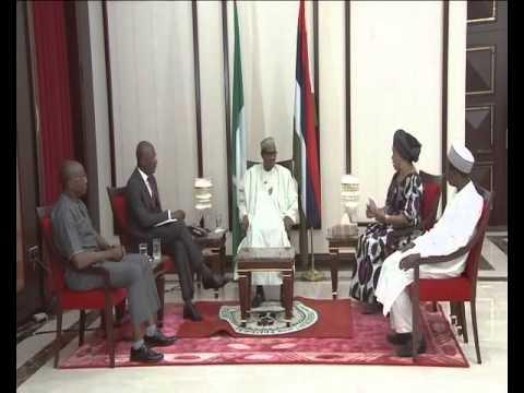 Presidential Media Chat with President Muhammadu Buhari