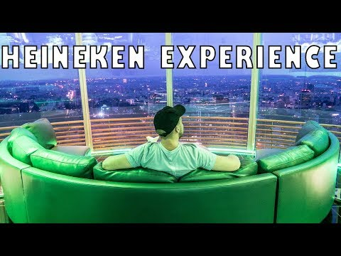The world of HEINEKEN in VIETNAM!? | Bitexo Financial Tower