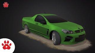 Furia PBR Mazda Holden Lamborghini Madura Marcedes | Super Cars for Kids | #h Colour Song for Kids
