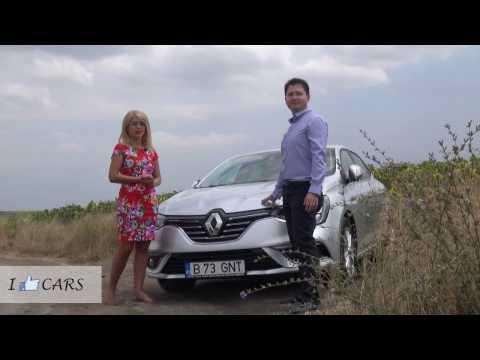 Prezentare si test drive - noul Renault Megane I Like Cars