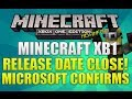 """Minecraft Xbox One: Release Date"" Very Close Confirms Microsoft! (XB1 NEWS!)"
