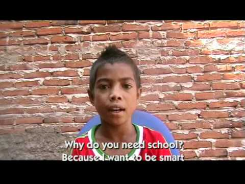 Timor Leste's children: Small Voice, Big Dreams