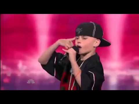 Das Supertalent 11 jähriger macht Eminem Unglaublich nach