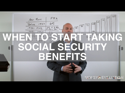 When To Start Taking Social Security Benefits
