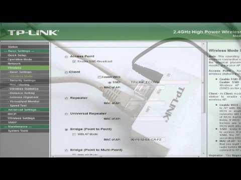 Вопрос: Как перенастроить Linksys WRT54G в точку доступа?