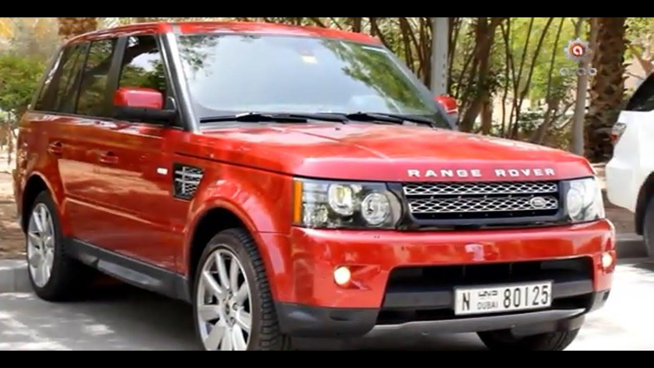 Range Rover Sport 2012 رينج روفر سبورت