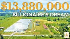$13,888,000 BILLIONAIRES DREAM | TRUE TROPHY RANCH HOME | LUXURY PROPERTY | HAN LEE REAL ESTATE