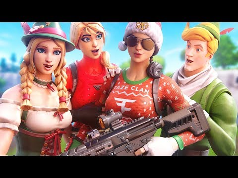 MY FORTNITE CLAN IS BACK