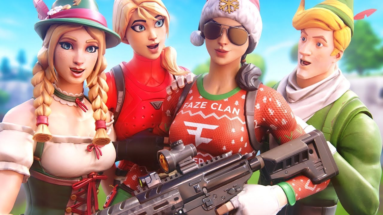 Download MY FORTNITE CLAN IS BACK