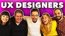 What makes a GREAT UX Designer? ( 🔴Live Stream with our Designers)
