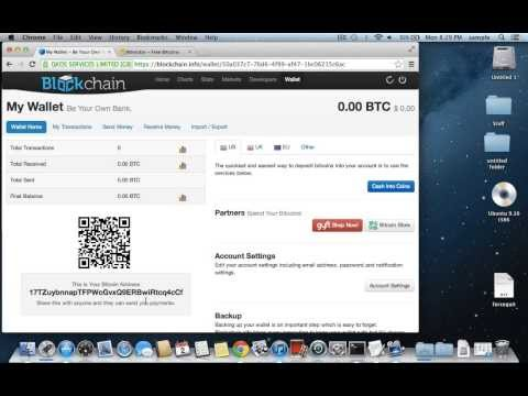 How To Create A Free Online Bitcoin Wallet