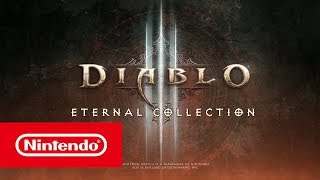 Diablo III: Eternal Collection - announcement trailer (Nintendo Switch)