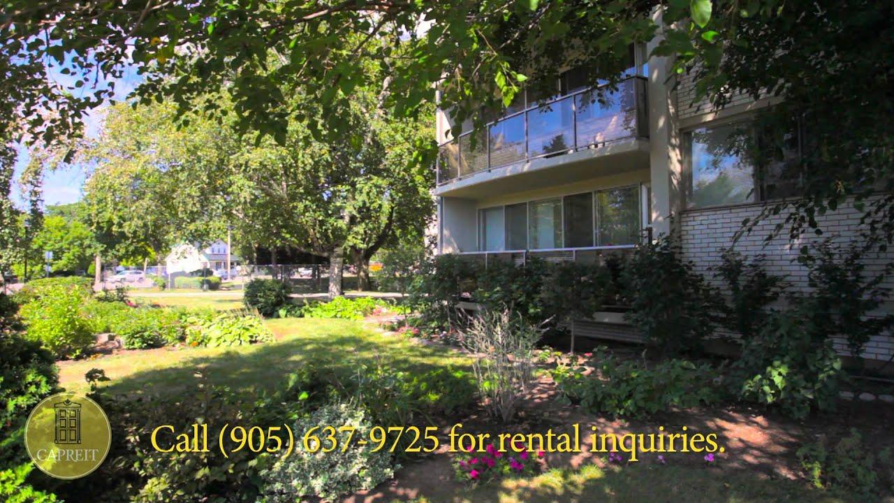Burlington apartments For Rent Video - 511 Guelph Line ...