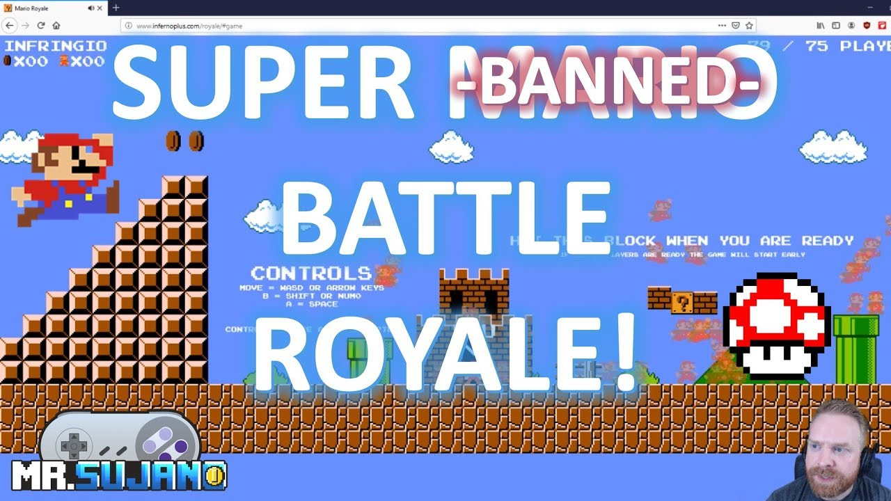 Mario Royale (DMCA Royale) is gone