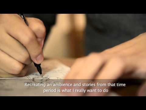 Artist Interview: Jason CHIEN