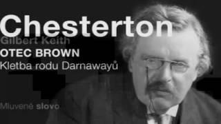 MLUVENÉ SLOVO   Chesterton, Gilbert Keith   Kletba rodu Darnawayů DETEKTIVKA