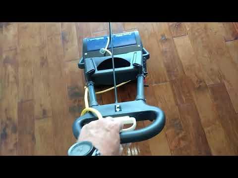 Hardwood floor cleaning - Powr-flite multi wash