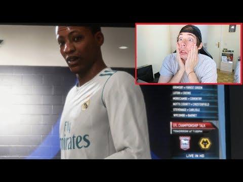 EL CAMINO FIFA 18 | EL REAL MADRID ME QUIERE FICHAR | PARTE 3