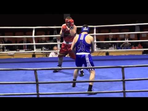Kaspar Vaha, HUS (sin) vs Pirkka Suksi, WBC (pun)