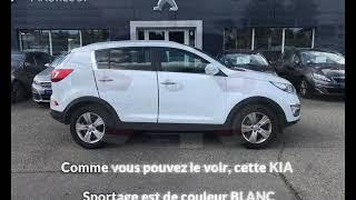 KIA Sportage 2.0 CRDi 136 Active à Castres - Une occasion Maurel Auto