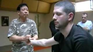 Baji Quan post training massage (part 2)