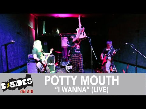 """Potty Mouth Performs """"I Wanna"""" at The Ivy Room in Albany, CA"""