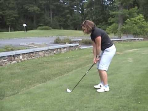 Improve Golf Posture at Address