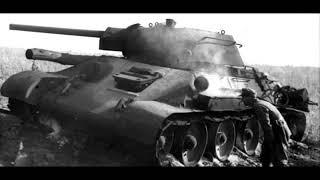 Курская битва МИФ  Танковое сражение под Прохоровкой  Аэрофотосъемка Люфтваффе поле боя