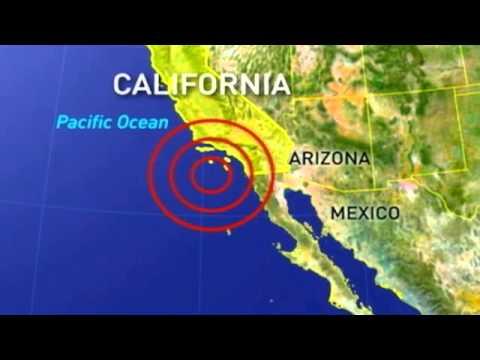 earthquake california 12 april 2015 prediction
