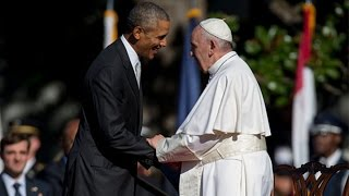 Pope Francis and President Confront Climate Change