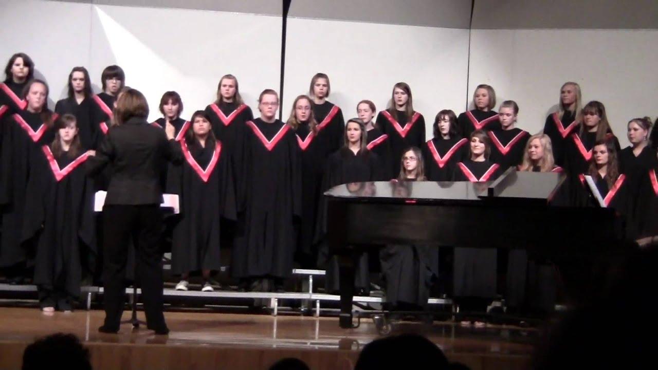 Mount Baker High School 9th grade Choir Concert - YouTube