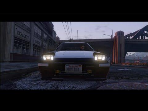 Drift, Onde de choc et Tennis - GTA Online (.ft Neyrani)   Loud Sound Warning  