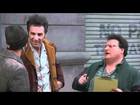 Seinfeld   Kramer's Rickshaw Adventure