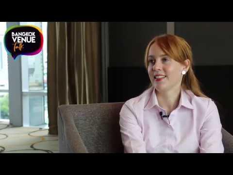 Bangkok Venue Talk Ep 12 Armelle Le Bihan