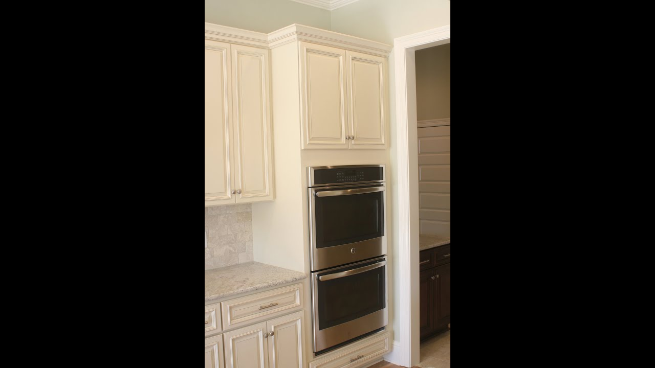 Prep Your Utility Cabinet For Wall Oven! - YouTube