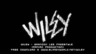 Wiley - Brandon Lee Freestyle (Maniac Production)