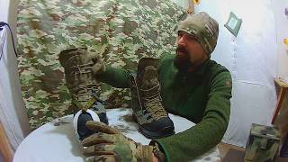 BATES TORA BORA BOOTS Extreme mountaineering boot. My Favorite Boots