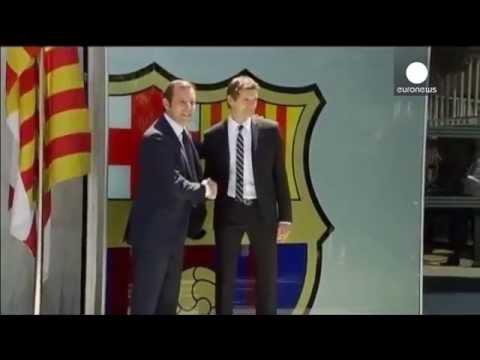 Former Barcelona coach Tito Vilanova dies at 45