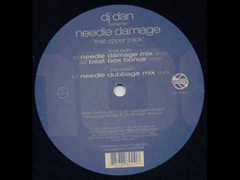 Dj Dan Needle Damage - That Zipper Track (1999)