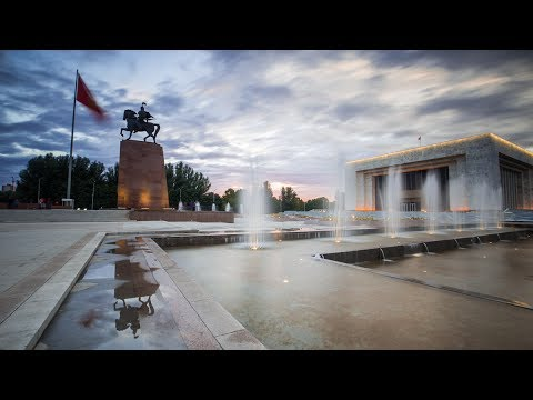 The World's Coolest Unknown City?   Bishkek Travel Vlog