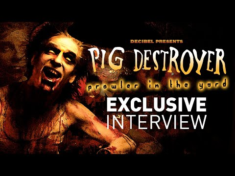 "EXCLUSIVE: Pig Destroyer Discuss Their Upcoming ""Prowler In The Yard"" Set at dBMBF2020"